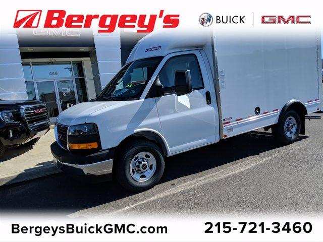 2020 GMC Savana 3500 RWD, Cutaway Van #77919 - photo 1