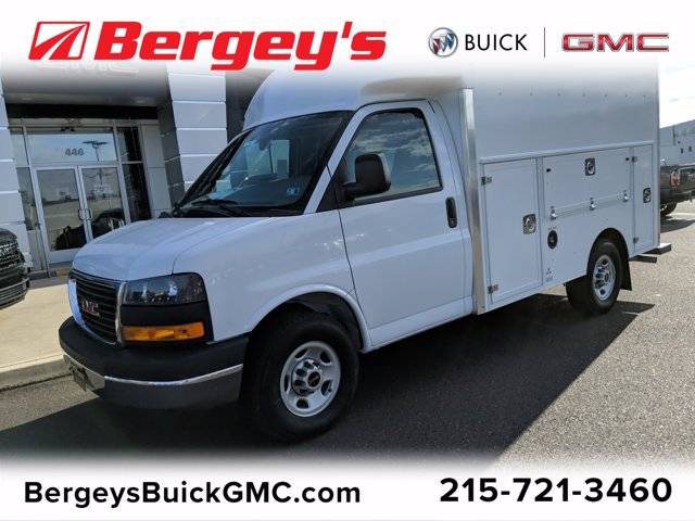 2020 GMC Savana 3500 4x2, Supreme Cutaway Van #77967 - photo 1