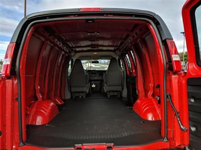 2021 GMC Savana 2500 4x2, Empty Cargo Van #78054 - photo 2