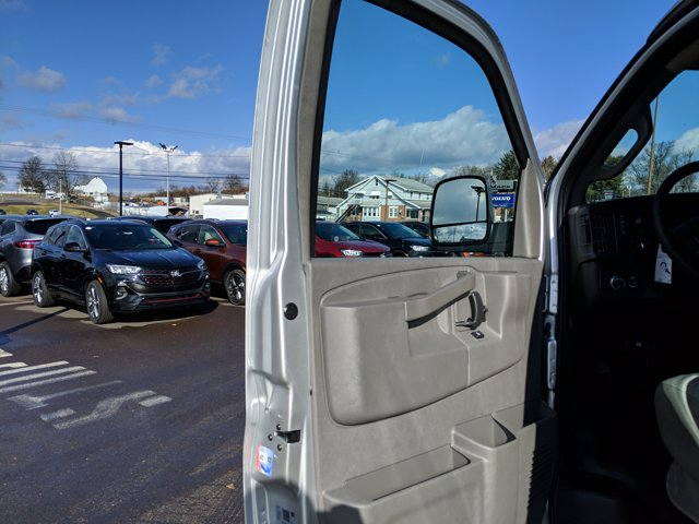 2021 GMC Savana 2500 4x2, Empty Cargo Van #78062 - photo 12