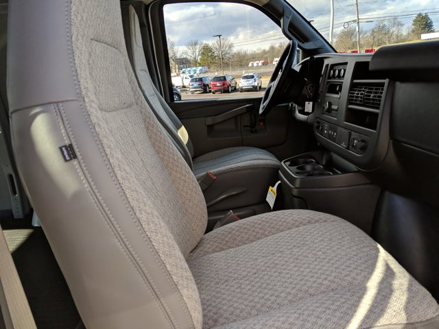 2021 GMC Savana 2500 4x2, Empty Cargo Van #78062 - photo 16