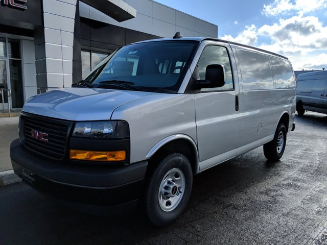 2021 GMC Savana 2500 4x2, Empty Cargo Van #78062 - photo 23