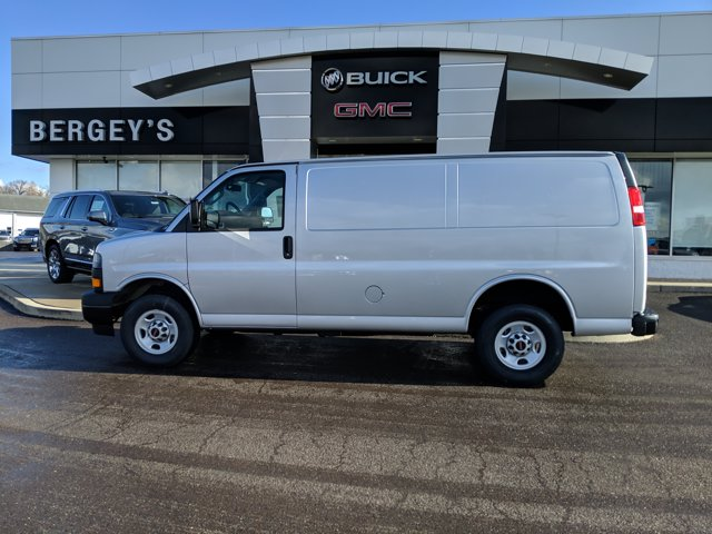 2021 GMC Savana 2500 4x2, Empty Cargo Van #78062 - photo 9