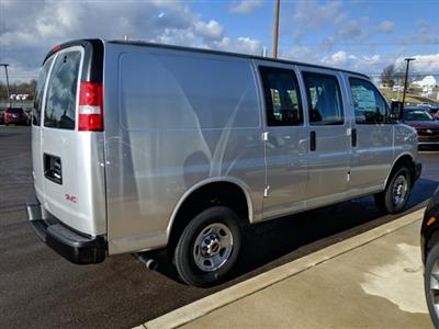 2021 GMC Savana 2500 4x2, Empty Cargo Van #78062 - photo 6