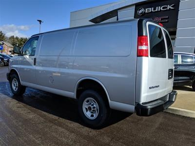 2021 GMC Savana 2500 4x2, Empty Cargo Van #78062 - photo 8
