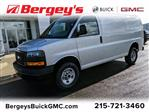 2021 GMC Savana 2500 4x2, Empty Cargo Van #78062 - photo 1