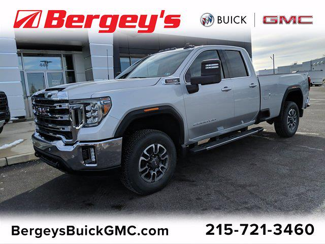2021 GMC Sierra 2500 Double Cab 4x4, Pickup #78165 - photo 1