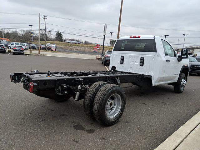 2021 GMC Sierra 3500 Regular Cab 4x4, Cab Chassis #78219 - photo 6