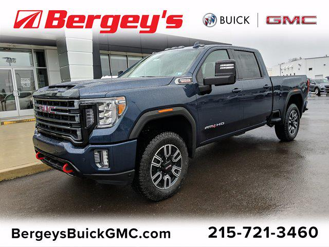 2021 GMC Sierra 2500 Crew Cab 4x4, Pickup #78225 - photo 1