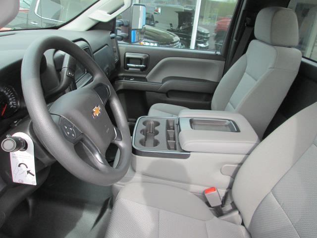 2021 Silverado 6500 Regular Cab DRW 4x4,  Duramag Dump Body #31185 - photo 10