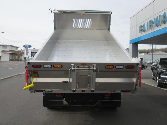 2021 Silverado 6500 Regular Cab DRW 4x4,  Duramag Dump Body #31185 - photo 13