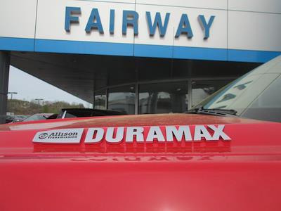 2021 Silverado 6500 Regular Cab DRW 4x4,  Duramag Dump Body #31185 - photo 6