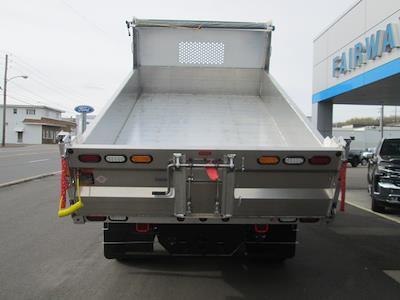2021 Silverado 6500 Regular Cab DRW 4x4,  Duramag Dump Body #31186 - photo 13