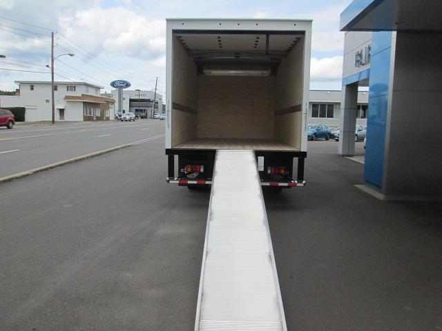 2021 LCF 4500 Regular Cab 4x2,  Morgan Truck Body Fastrak Dry Freight #31199 - photo 7