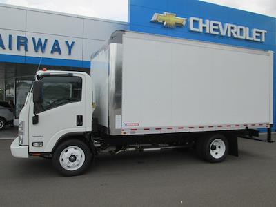 2021 LCF 4500 Regular Cab 4x2,  Morgan Truck Body Fastrak Dry Freight #31199 - photo 1