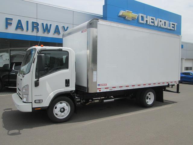 2021 LCF 4500 Regular Cab 4x2,  Morgan Truck Body Fastrak Dry Freight #31227 - photo 1