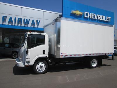 2021 LCF 4500 Regular Cab 4x2,  Morgan Truck Body Fastrak Dry Freight #31227 - photo 9