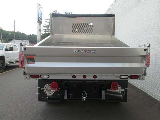 2021 Silverado 3500 Regular Cab 4x4,  Duramag Dump Body #31265 - photo 7