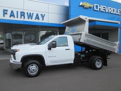 2021 Silverado 3500 Regular Cab 4x4,  Duramag Dump Body #31265 - photo 1