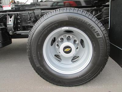2021 Silverado 3500 Regular Cab 4x4,  Duramag Dump Body #31265 - photo 6