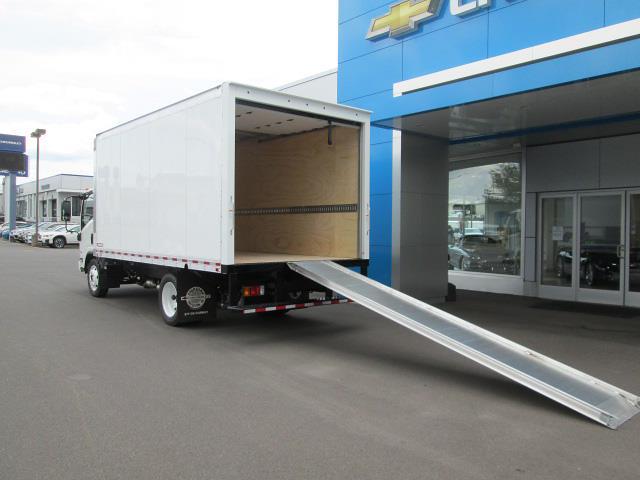 2021 LCF 4500 Regular Cab 4x2,  Morgan Truck Body Fastrak Dry Freight #31278 - photo 2