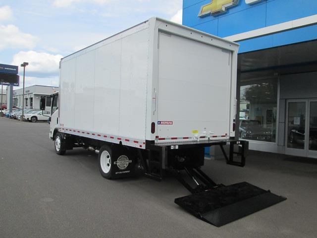2021 LCF 4500 Regular Cab 4x2,  Morgan Truck Body Fastrak Dry Freight #31279 - photo 2