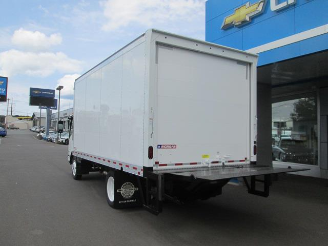 2021 LCF 4500 Regular Cab 4x2,  Morgan Truck Body Fastrak Dry Freight #31279 - photo 8