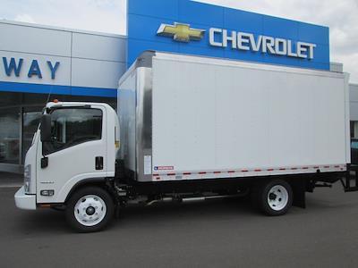 2021 LCF 4500 Regular Cab 4x2,  Morgan Truck Body Fastrak Dry Freight #31279 - photo 1