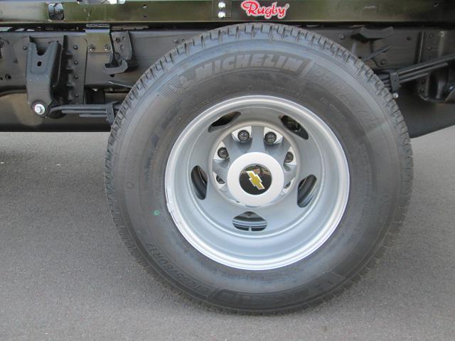 2021 Silverado 3500 Regular Cab 4x4,  Duramag Dump Body #31283 - photo 13