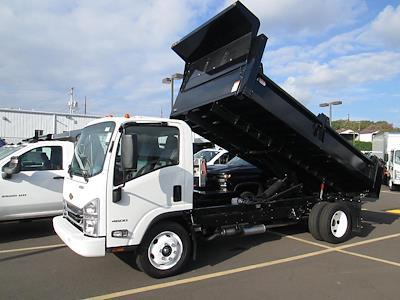 2021 LCF 4500 Regular Cab 4x2,  Galion Dump Body #31299 - photo 1