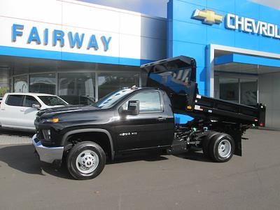 2021 Silverado 3500 Regular Cab 4x4,  Rugby Dump Body #31351 - photo 1
