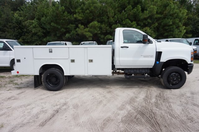 2019 Chevrolet Silverado 5500 Regular Cab DRW 4x4, Reading Service Body #19C1031 - photo 5
