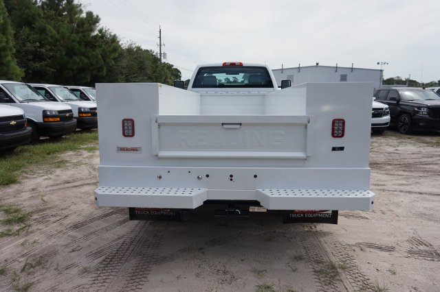 2019 Chevrolet Silverado 5500 Regular Cab DRW 4x4, Reading Service Body #19C1031 - photo 2