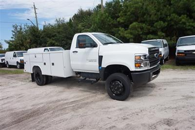 2019 Chevrolet Silverado 5500 Regular Cab DRW 4x4, Reading Service Body #19C1031 - photo 1