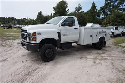 2019 Chevrolet Silverado 5500 Regular Cab DRW 4x4, Reading Service Body #19C1031 - photo 4