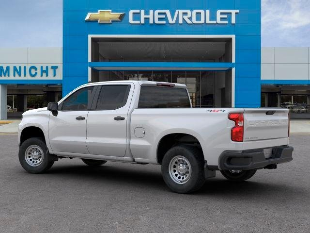 2019 Silverado 1500 Crew Cab 4x4,  Pickup #19C1090 - photo 4