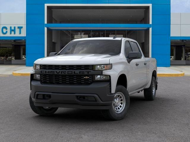 2019 Silverado 1500 Crew Cab 4x4,  Pickup #19C1090 - photo 6