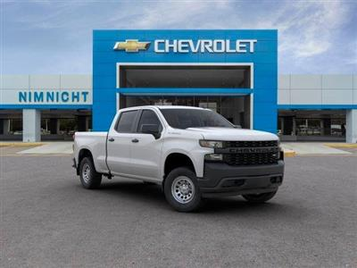2019 Silverado 1500 Crew Cab 4x4,  Pickup #19C1090 - photo 1