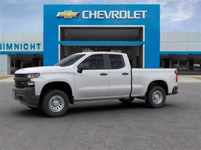 2019 Silverado 1500 Double Cab 4x2,  Pickup #19C1102 - photo 3
