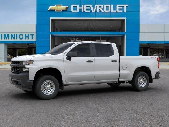 2019 Silverado 1500 Crew Cab 4x4, Pickup #19C1107 - photo 3