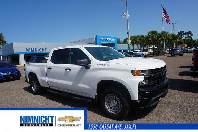 2019 Silverado 1500 Crew Cab 4x4,  Pickup #19C1110 - photo 1