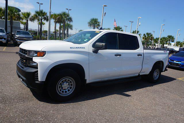 2019 Silverado 1500 Crew Cab 4x4,  Pickup #19C1110 - photo 4