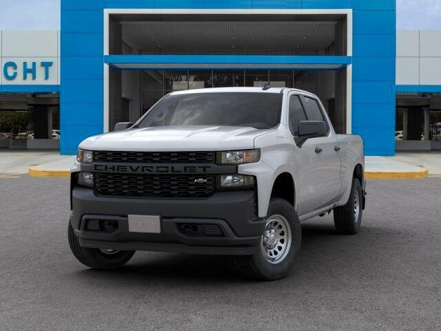 2019 Silverado 1500 Crew Cab 4x4, Pickup #19C1110 - photo 6