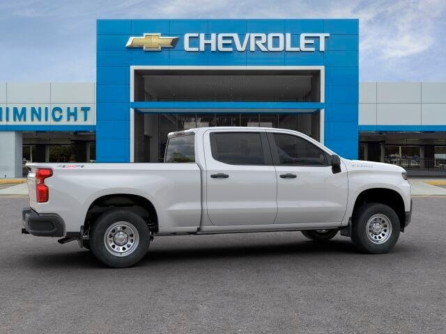 2019 Silverado 1500 Crew Cab 4x4,  Pickup #19C1111 - photo 5