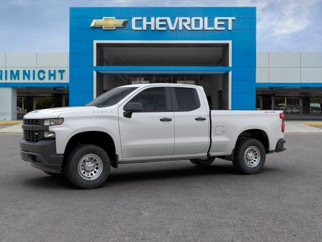 2019 Silverado 1500 Double Cab 4x4,  Pickup #19C1115 - photo 3