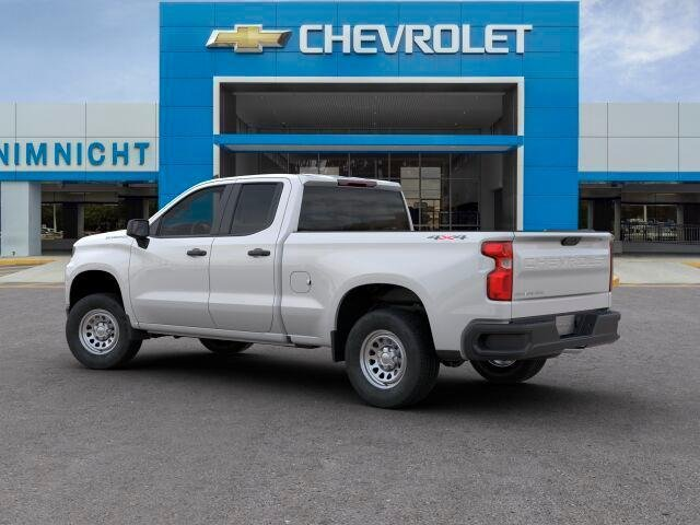 2019 Silverado 1500 Double Cab 4x4,  Pickup #19C1117 - photo 4