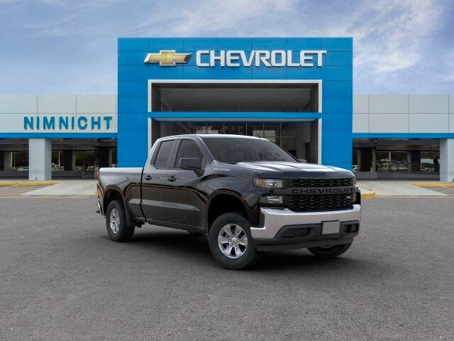 2019 Silverado 1500 Double Cab 4x2,  Pickup #19C1125 - photo 1