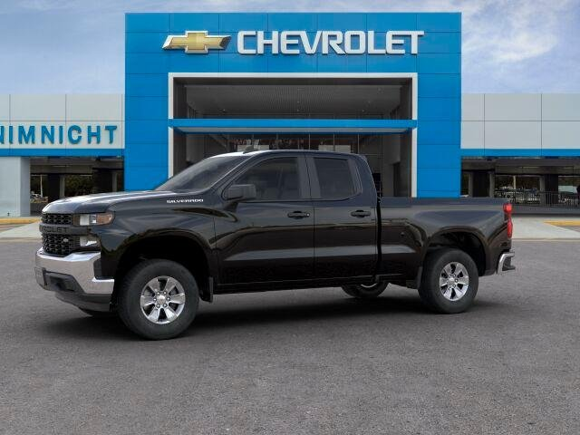 2019 Silverado 1500 Double Cab 4x2,  Pickup #19C1125 - photo 3