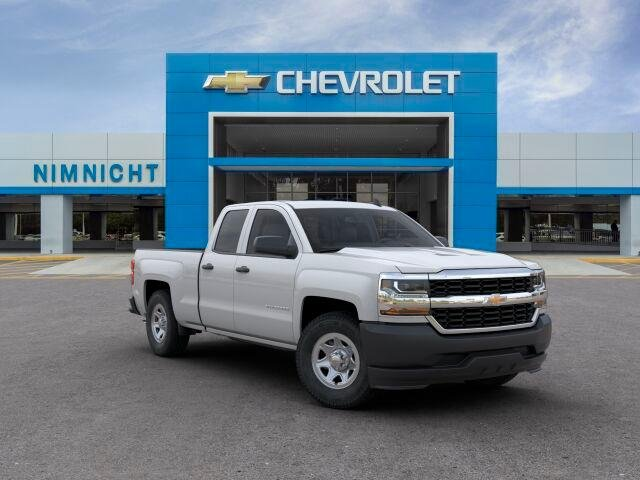 2019 Silverado 1500 Double Cab 4x2,  Pickup #19C1128 - photo 1