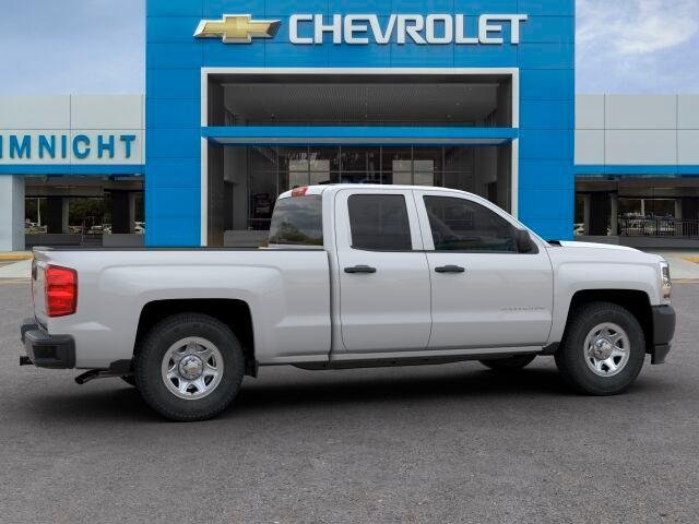 2019 Silverado 1500 Double Cab 4x2,  Pickup #19C1128 - photo 5